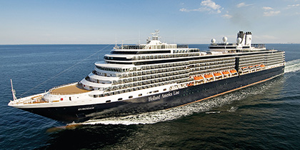 holland america ms eurodam review cruise