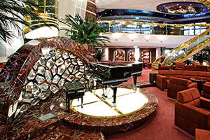 Piano Room MSC Splendida