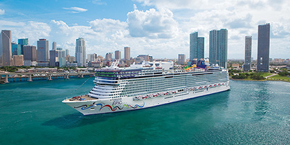 Norwegian Epic review cruise ship miami