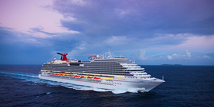 Carnival Breeze cruise ship review