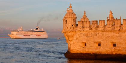 crystal serenity lisbon cruise ship review