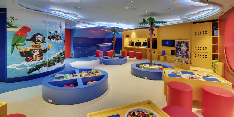 junior club kids lego msc seaside