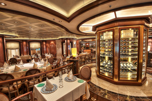 regal princess sabatinis dining cruise ship