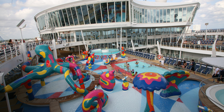 allure of the seas h20 zone
