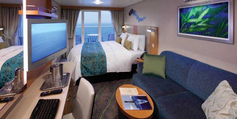 allure of the seas balcony cabin