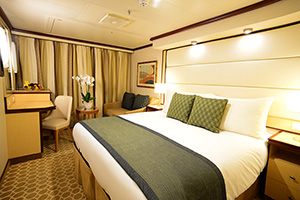 royal princess deluxe balcony cabin