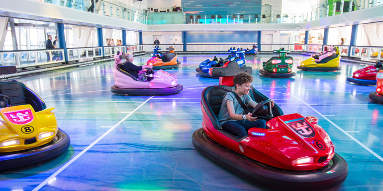 anthem bumper cars kids