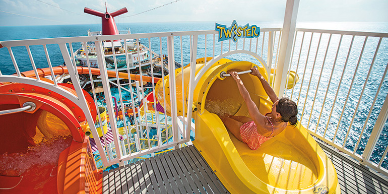 best carnival cruise ships 2018 caribbean