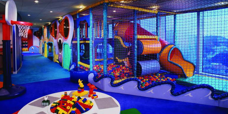 kids center norwegian epic