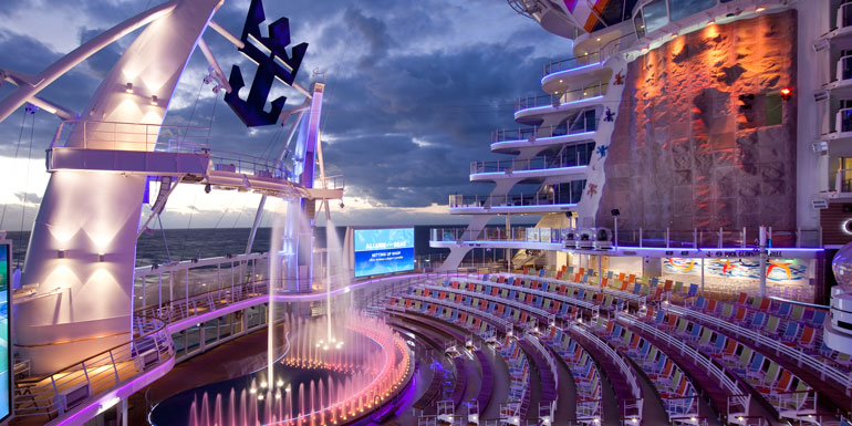 best royal caribbean ships 2018 entertainment