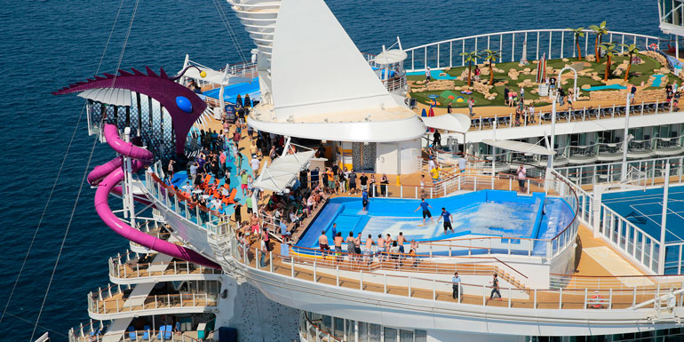 best royal caribbean ships 2018 activities