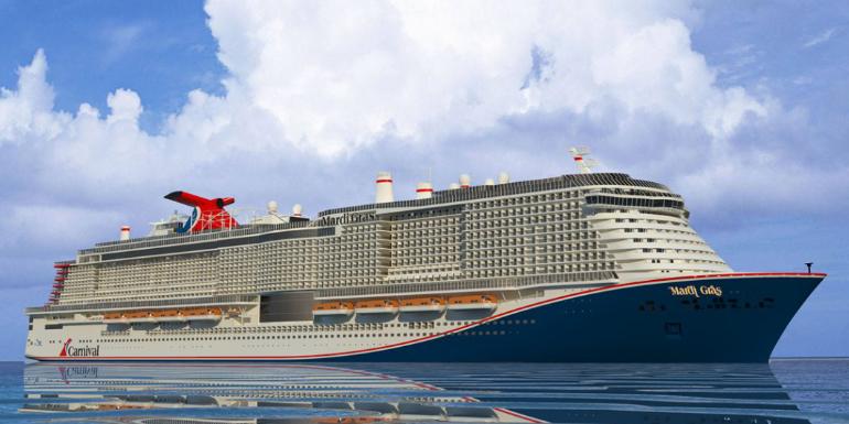 carnival cruise mardi gras new ship