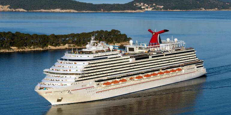 carnival cruise debarkation process luggage debark
