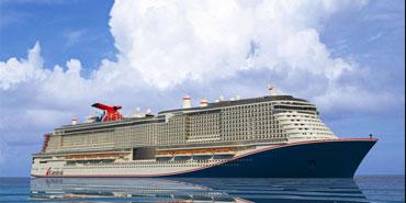 new carnival cruise restaurant