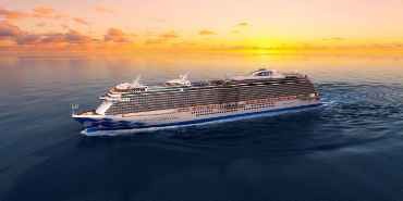 Princess Cruises Reveals Name of Upcoming Ship