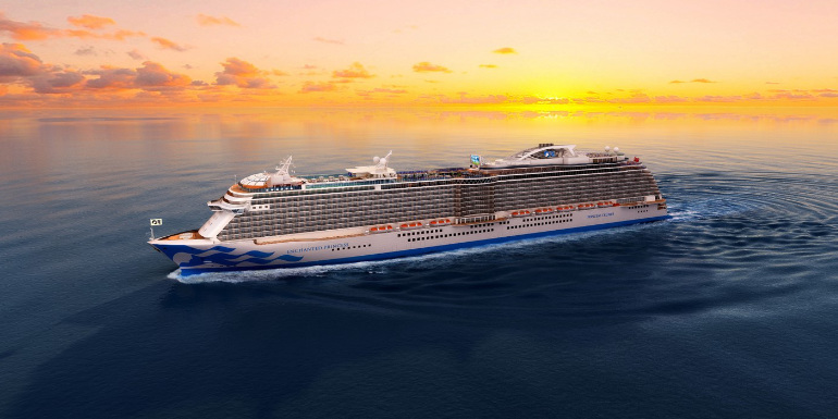 princess cruises new ship enchanted princess
