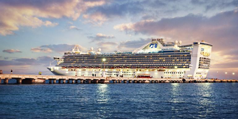 caribbean princess cruises fathom hurricane relief