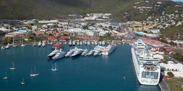 princess cruises st. thomas caribbean fathom