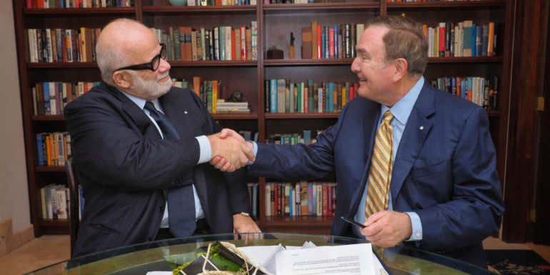 royal caribbean silversea signing buys cruise