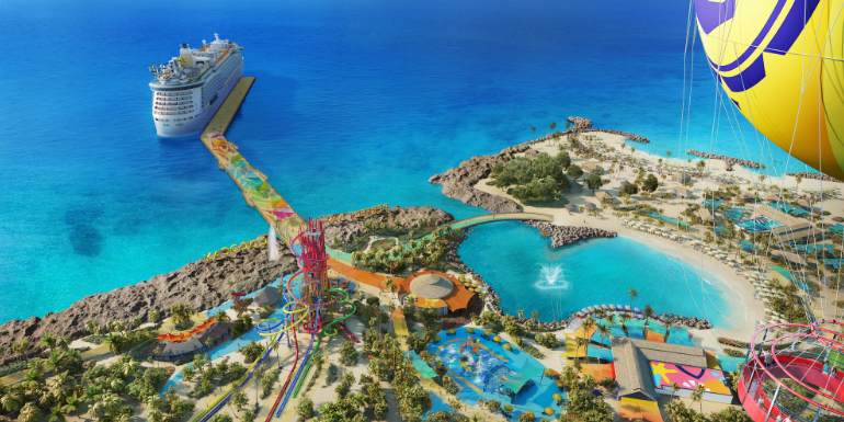 royal caribbean perfect day cococay island