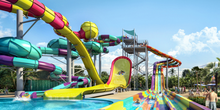 royal caribbean cococay perfect day waterpark