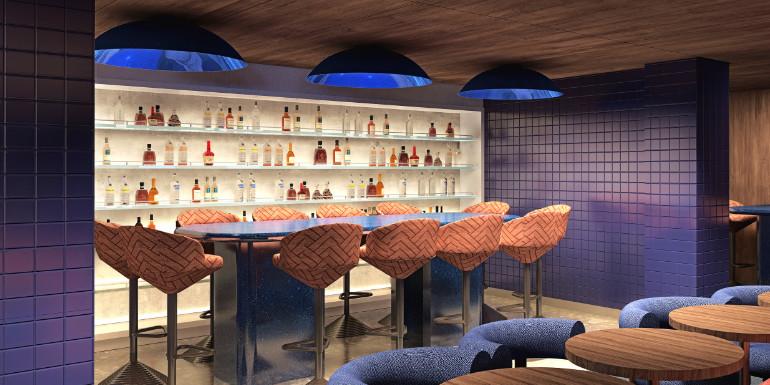 pink agave bar mexican restaurant virgin voyages