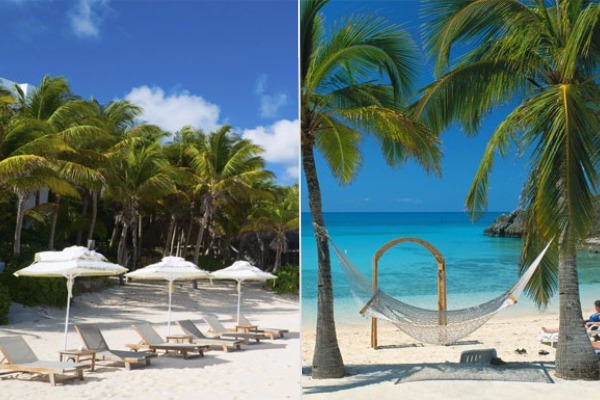 caribbean vs the bahamas better beaches