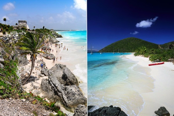 eastern western caribbean overall best difference