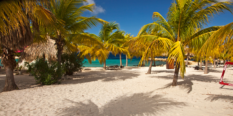 curacao blue bay best caribbean beaches