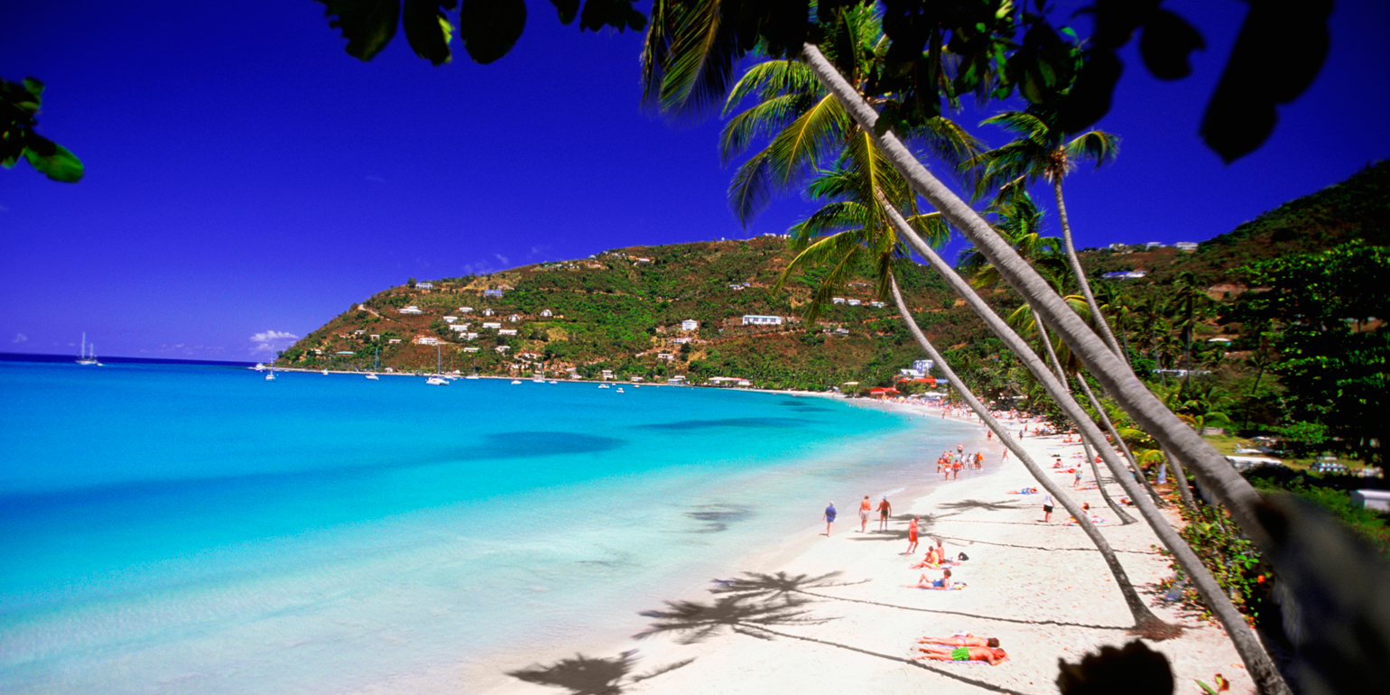 The Best Caribbean Beaches For Cruisers