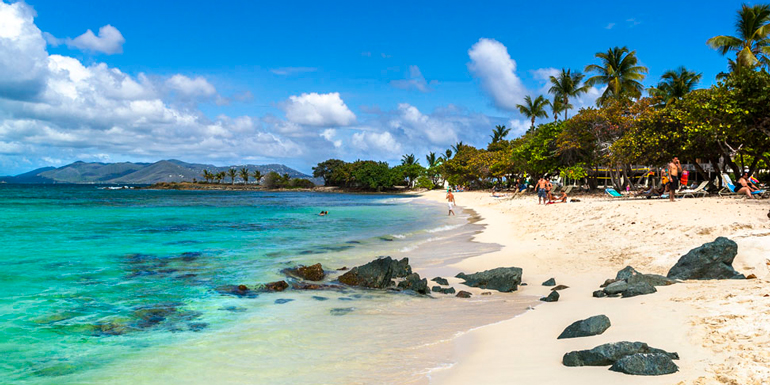 These Beautiful Caribbean Beaches Will Make You Hate