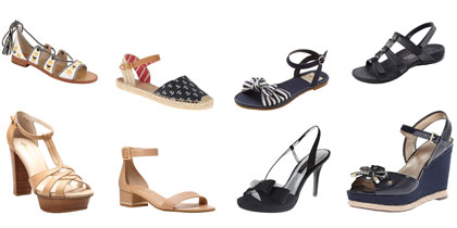 cruise sandals fashion style clothes clothing