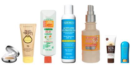 best sunscreen for cruise beach
