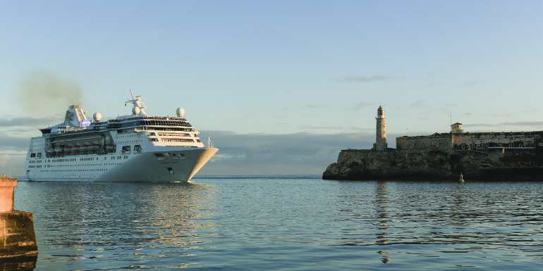 empress seas royal caribbean cuba cruise