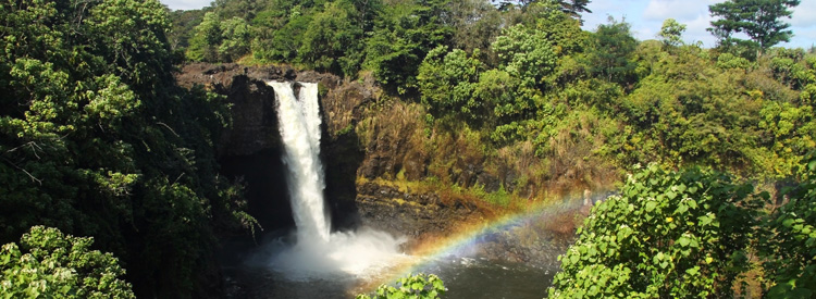 hawaii cruise destinations rainbow falls cruises