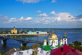 River Cruises - Russia