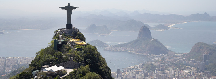 south america cruise destinations rio janeiro