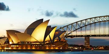 South Pacific - Australia