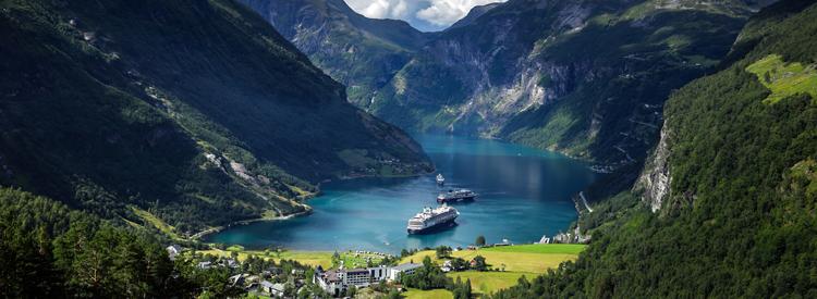 Scandinavia cruise cruise ships